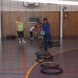 l'école de volley