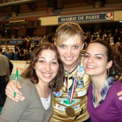 Victoria RAVVA, Léa et Alexia