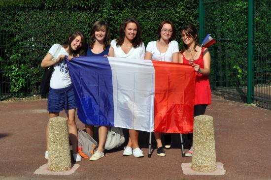Allez la France
