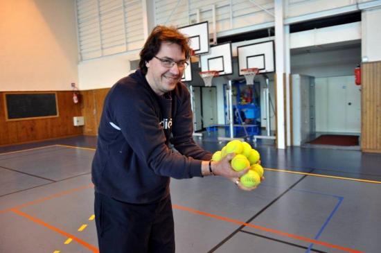 Denys, jongleur ?